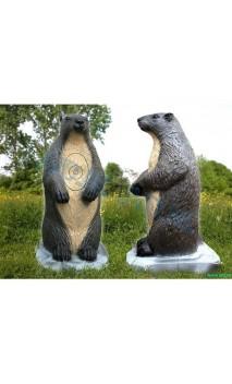 OBJETIVO 3D SRT Objetivo de la marmota - ARQUERÍA DE ULYSSE - ULISES CON ARCO