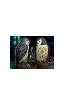HIBOU(SRT Target 3D Little Screech OWL) - ULYSSE ARCHERIE