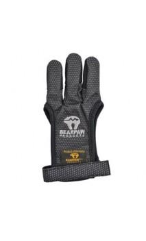 Gant de Tir Textile Bearpaw Black Glove