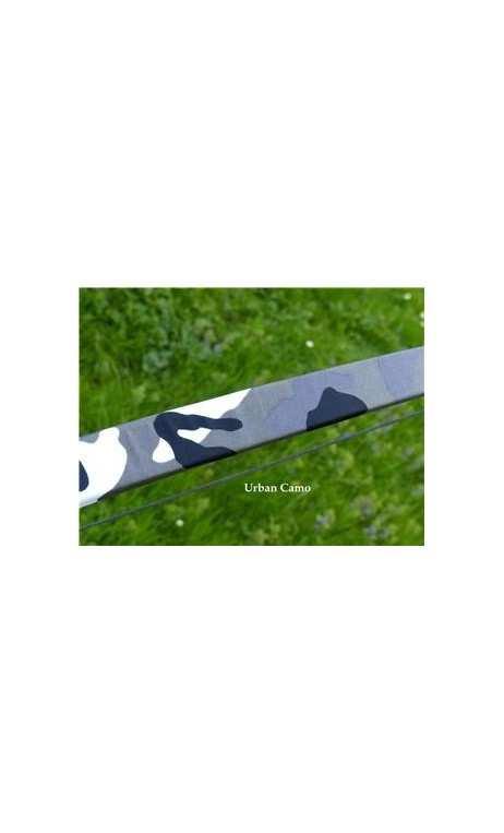 Chaussette Arc Recurve camouflage de chasse DIXIS - ULYSSE ARCHERIE