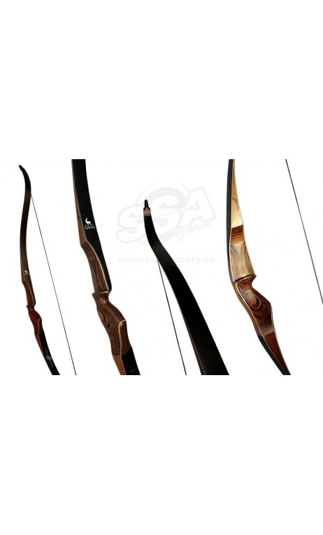Arc Recurve chasse Chital TOUCHWOOD - ULYSSE ARCHERIE