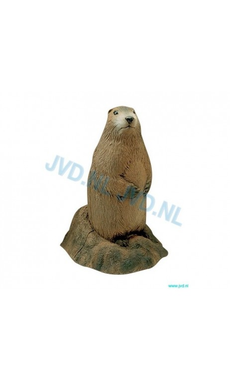MARMOTTE(Delta Target 3D Woodchuck ) - Ulysses archery - equipment - accessorie -