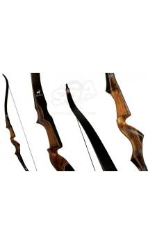 """Recurve bow hunting IMPALA 64"""" TOUCHWOOD"""