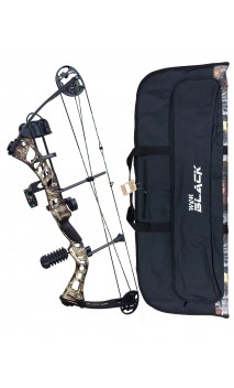 Arc Poulie Blast Kit Chasse Win&Win Black - Ulysses archery - equipment - accessorie -