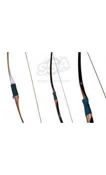 Longbow bow Lechuza Touchwood - Ulysses archery - equipment - accessorie -