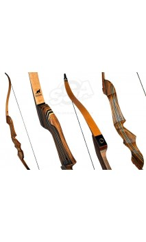 "Lynx Bogen Abnehmbare 60"" Recurve TOUCHWOOD"