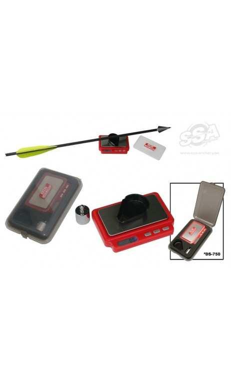 Mini Balance de Peser MTM DS-750 - ULYSSE ARCHERIE