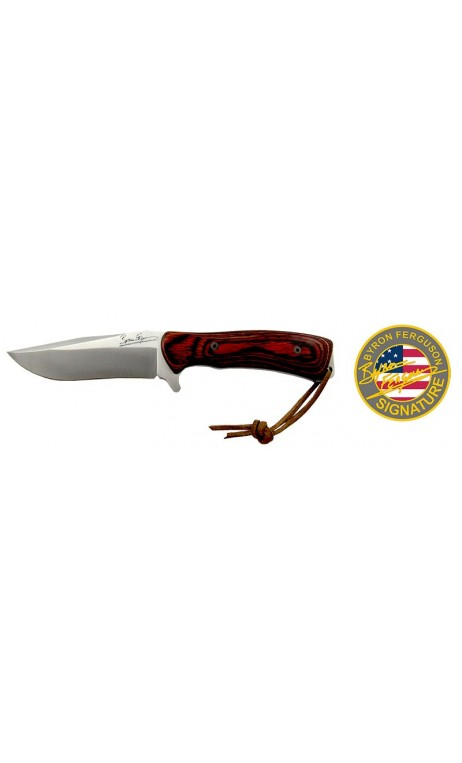 Couteau de Byron Ferguson de WILDSTEER