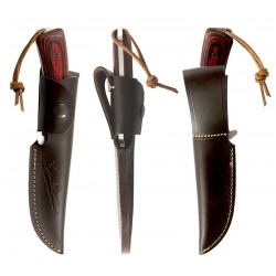 Cuchillo de caza Byron Ferguson WILDSTEER - ARQUERÍA DE ULYSSE - ULISES CON ARCO