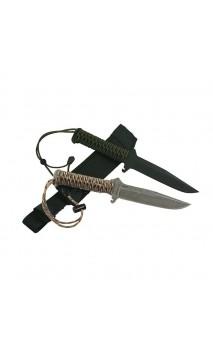 WILDSTEER TX SALVAJE cuchillo de caza - ARQUERÍA DE ULYSSE - ULISES CON ARCO