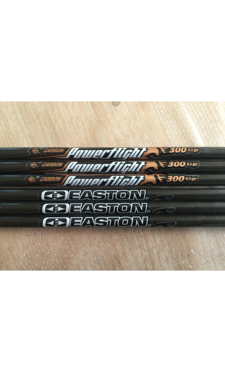 Tube Carbon POWERFLIGHT EASTON