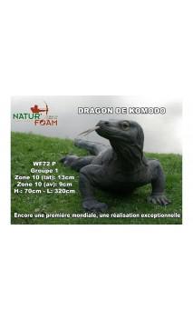 Dragon de Komodo NATUR'FOAM - ARQUERÍA DE ULYSSE - ULISES CON ARCO