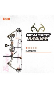 Kit Arc à poulies Chasse BOUNTY BEAR ARCHERY