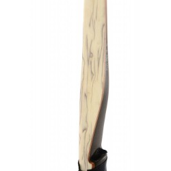 "Arc Chasse Longbow 54"" Phantom BEARPAW  - ULYSSE ARCHERIE"