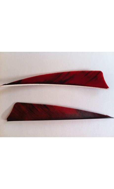"""Pennacchi Naturelles Shield 4 """"FEATHERS Camo GATEWAY LW - Tiro con l'arco di Ulisse - ULISSE TIRO CON L'ARCO -"""