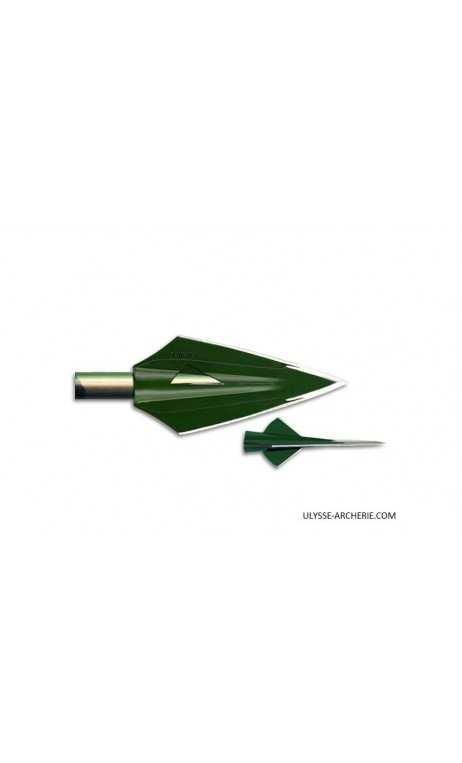 Eskimo 4 Blades Hunting ZWICKEY ARCHERY - Ulysses archery - equipment - accessorie -
