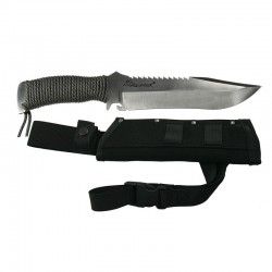 Couteau Chasse TX Bowie WILDSTEER  - ULYSSE ARCHERIE