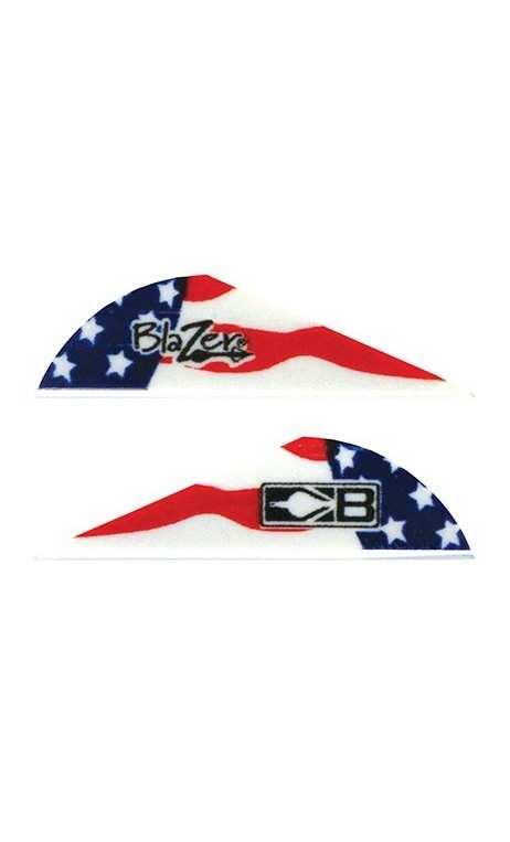 "Blazer True color patriot Vane 2"" BOHNING - Ulysses archery - equipment - accessorie -"
