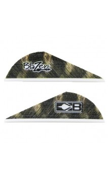 "Blazer True color Camo Vane 2"" BOHNING - Ulysses archery - equipment - accessorie -"