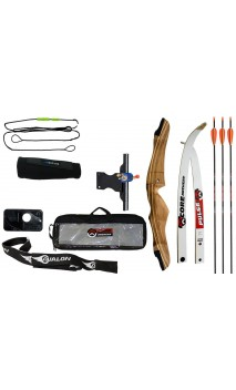 Initiation Bow + Accessories Kit CORE ARCHERY