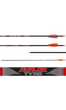 Carbon arrow Initiation TYRO AVALON - Ulysses archery - equipment - accessorie -