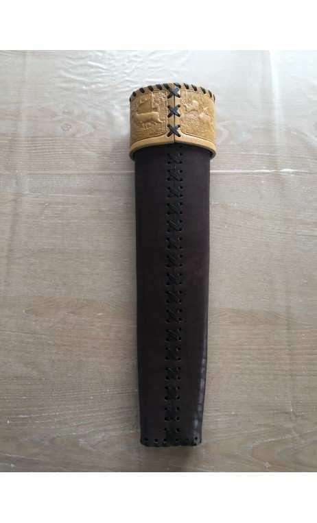 Dorsale faretra Karoki tradizionale destro Strele