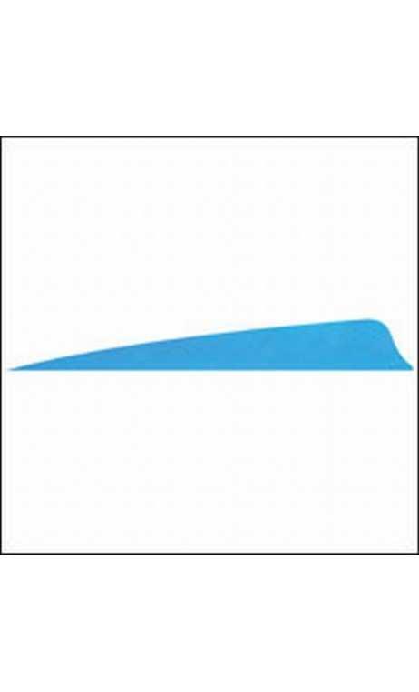 """Feder 4 """" Shield Natur Vereinigten GATEWAY FEATHERS - ULYSSES ARCHERY - Ulysses Bogenschießen"""