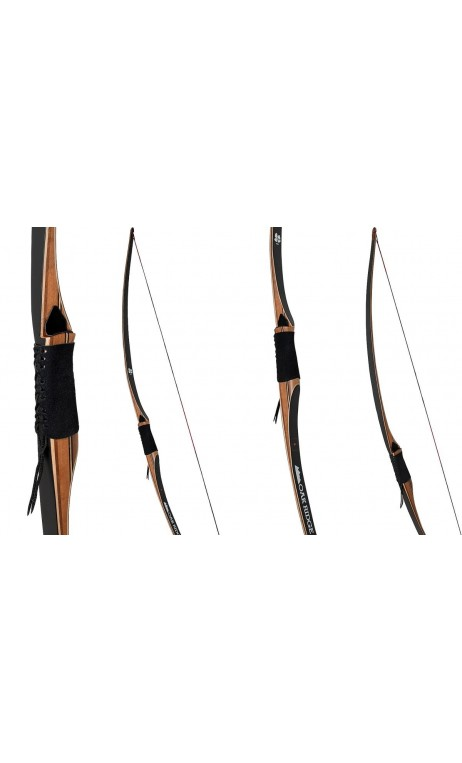 "Longbow arco ICKORY 68 ""Oak Ridge"
