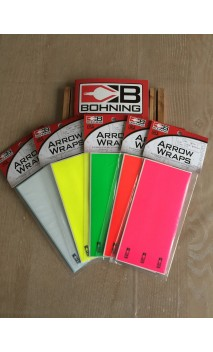 "Wickeln Sie cresting 7 ""Solid Solid Color Bohning Archery"
