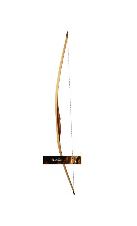Arc Chasse Longbow Ragim Wildfire - Ulysses archery - equipment - accessorie -
