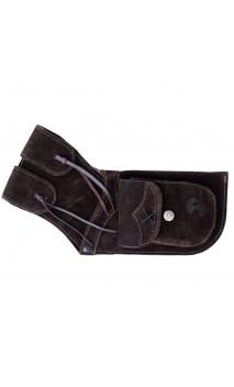 Carquois traditionnel Hip Quiver dark brown BEARPAW  - ULYSSE ARCHERIE