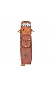 Traditionelle Rückenköcher Byron Ferguson BEARPAW