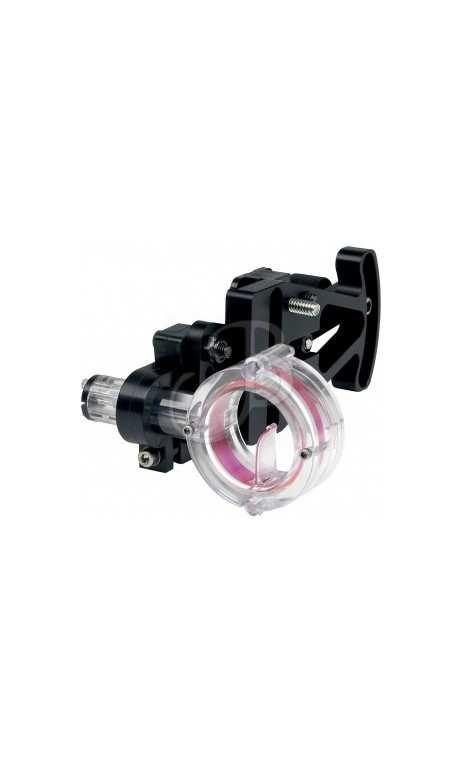 Bogen-Jagd-Anblick PRO HUNTER Fiber Optic Micro-Sight GWS - ULYSSES ARCHERY - Ulysses Bogenschießen