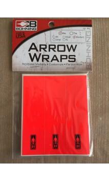 """Wrap Cresting 4"""" Solid Couleur Unie BOHNING ARCHERIE"""