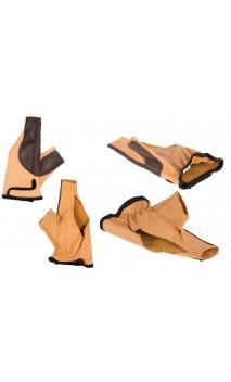 Protective Lederhandschuh Hand Bogen BUCK TRAIL