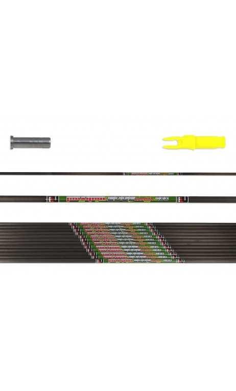 Tube Carbone Edge 3D et Chasse MAXIMAL - ULYSSE ARCHERIE