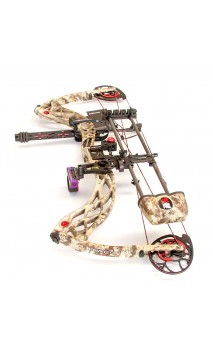 Compound Bow Kit Carbon ICON DLX BOWTECH - Ulysses archery - equipment - accessorie -