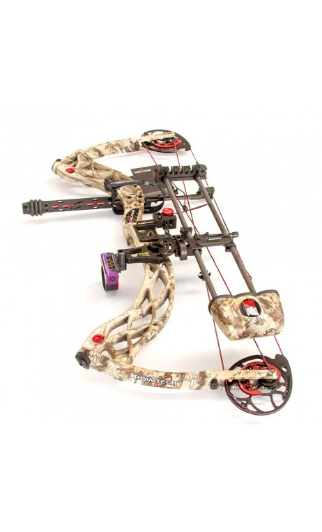 Kit Arc Compound Carbon ICON DLX BOWTECH ARCHERY - ULYSSE ARCHERIE