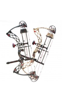 Kit Arc Compound Carbon ICON DLX BOWTECH ARCHERY