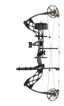 Compound Bow Kit Carbon ICON BOWTECH - Ulysses archery - equipment - accessorie -