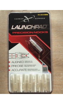 Notch Arrow LaunchPad 0.234 CARBON EXPRESS - Ulysses archery - equipment - accessorie -
