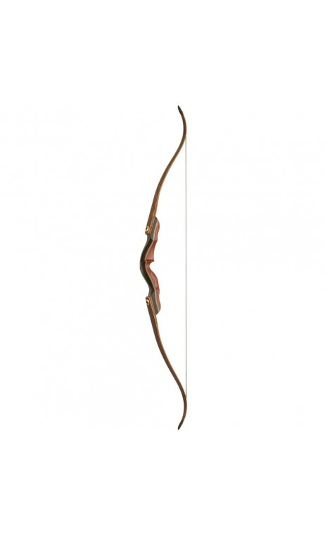 Recurve Bow Hunting Mohawk Chief Delux BEARPAW