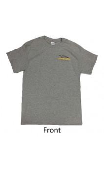 T-Shirt Manche Courte Gris ONEIDA