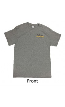 T-Shirt Short Sleeve Grey ONEIDA - Ulysses archery - equipment - accessorie -