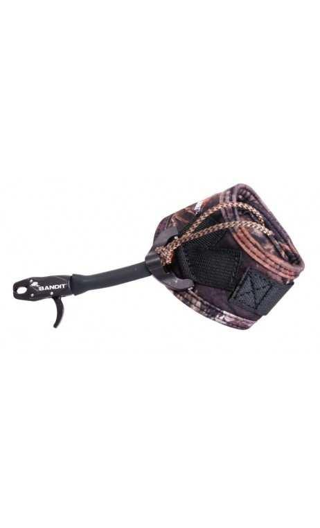 Lösen Sie Hilfe mit Klettband Camo Bandit T.R.U.BALL