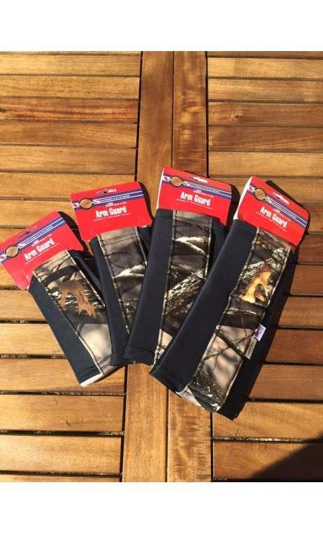 Schützt Armmanschette Tarnkleidung Jagd NEET