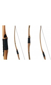 "Arc chasse Longbow ASPEN 68"" Oak Ridge"