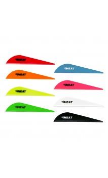 """Feder Heat Vane Plastic 2.5"""" Bohning"""