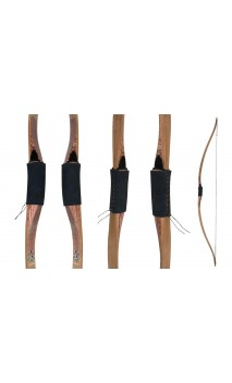 "Bow Hybrid Mongo Ambidextrous 60"" Oak Ridge - Ulysses archery - equipment - accessorie -"