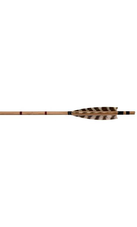 Freccia Legend Barred Big Archery Tradiion - Tiro con l'arco di Ulisse - ULISSE TIRO CON L'ARCO -